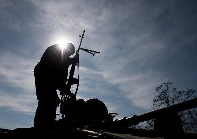 La izquierda radical asegura que hay españoles luchando en batallones pro Kiev