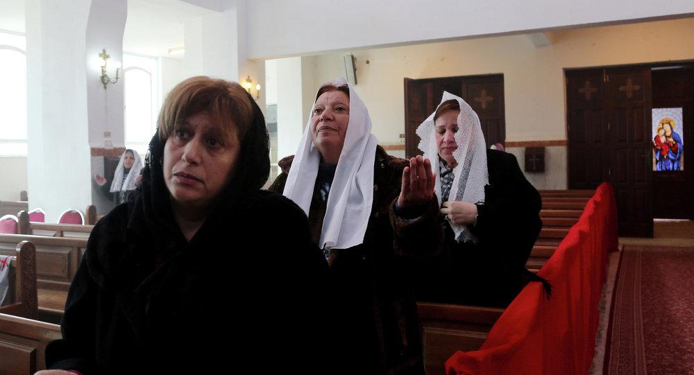 Cristianos en Jordania