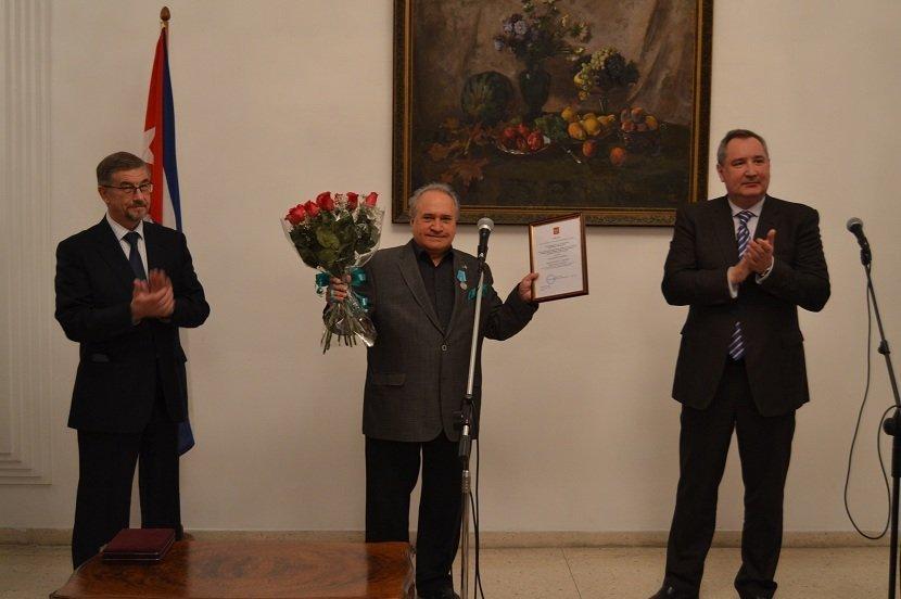 Frank Fernández, pianista y compositor cubano