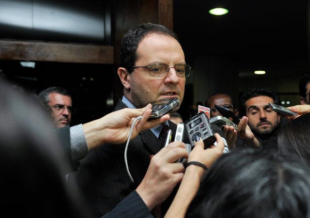 Nelson Barbosa, ministro de Planeamiento de Brasil