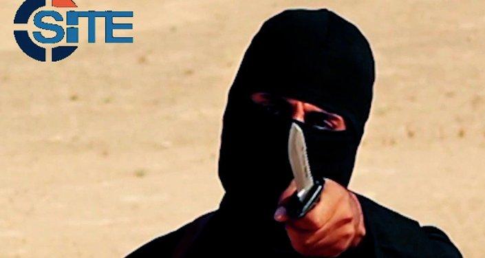 El yihadista del Estado Islámico (Archivo)