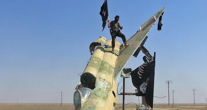 Combatientes del Daesh