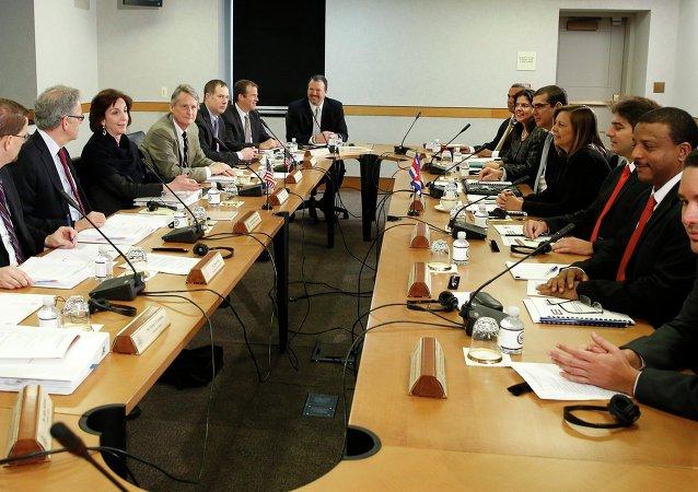 Segunda ronda de negociaciones entre los gobiernos de Estados Unidos y Cuba
