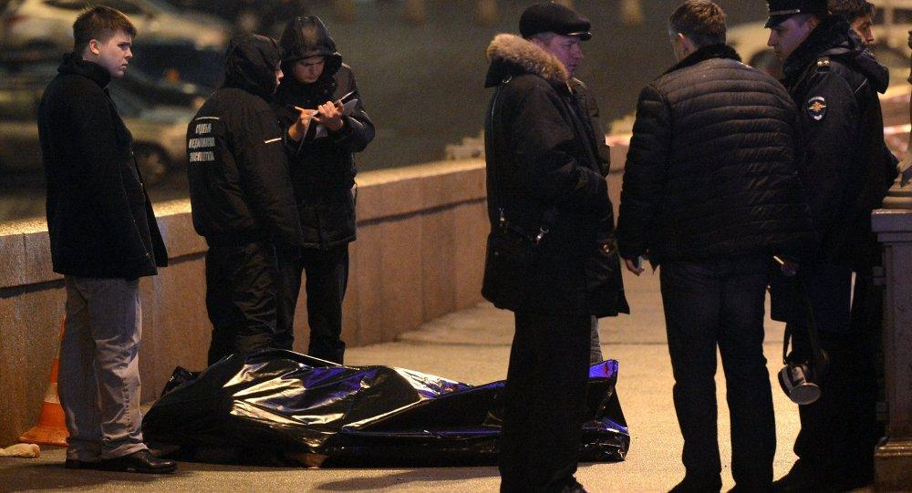En el asesinato de Nemtsov hubo un testigo, según la prensa