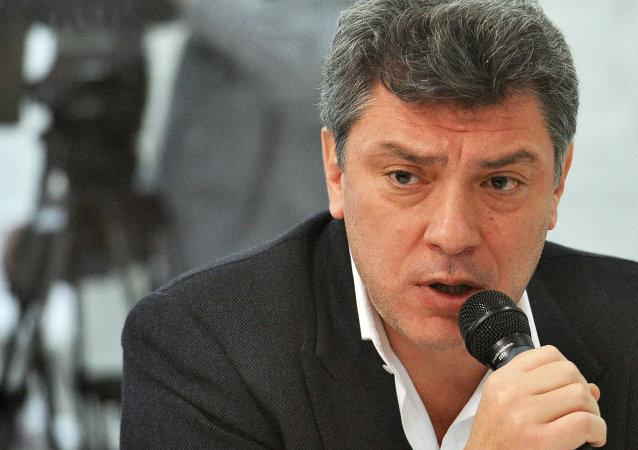 Borís Nemtsov (Archivo)