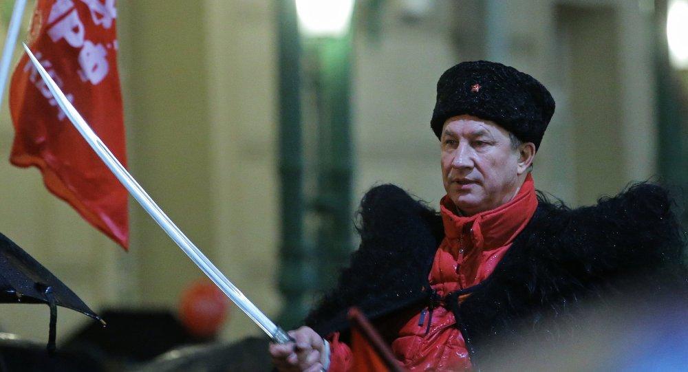 Valeri Rashkin, diputado de KPRF (archivo)