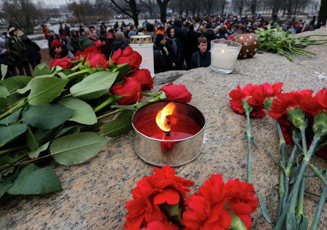 Marcha de luto en homenaje al opositor Borís Nemtsov