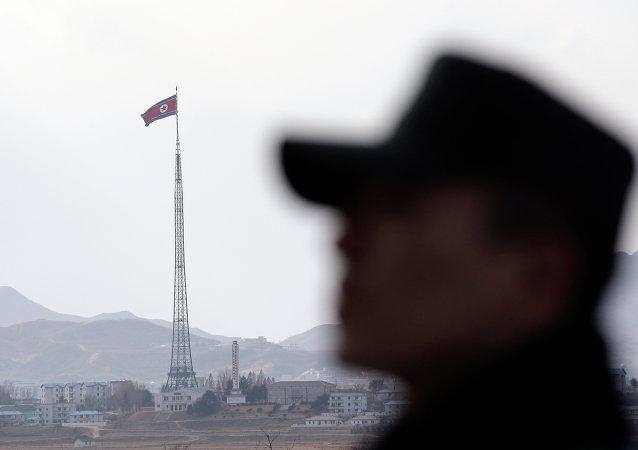 Corea del Norte dispara dos misiles al mar en medio de las maniobras del Sur y EEUU