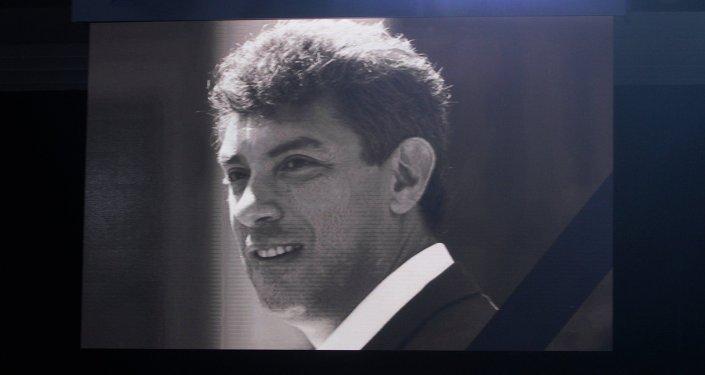 Homenaje a Borís Nemtsov