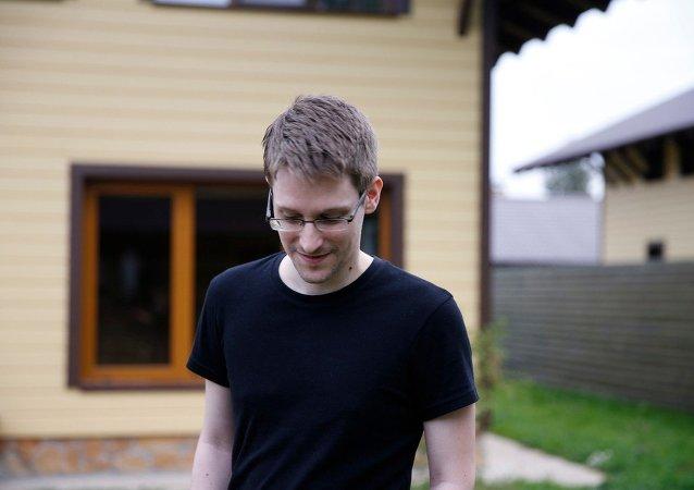 Edward Snowden, exagente de los Servicios de Inteligencia de EEUU