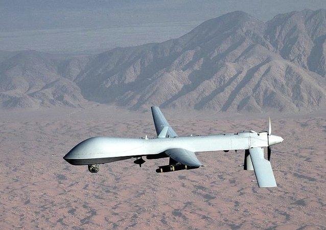 MQ-1 Predator de General Atomics Aeronautical Systems, Inc. (GA‑ASI)