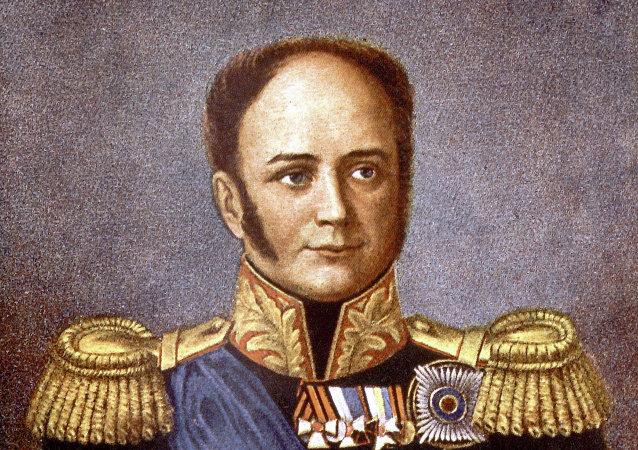 Alejandro I, emperador de Rusia