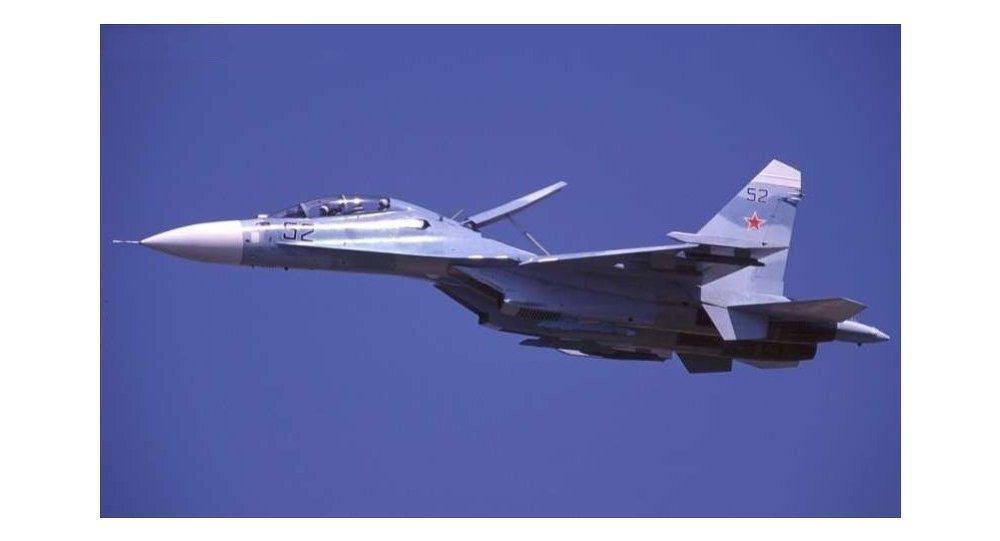 El caza Su-30