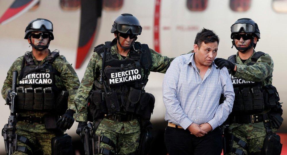 Omar Treviño, líder del cártel narcotraficante de Los Zetas