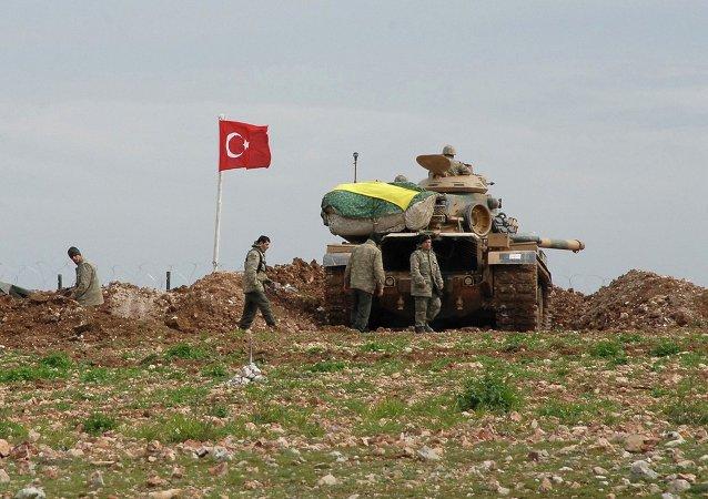 Soldados de Turquía