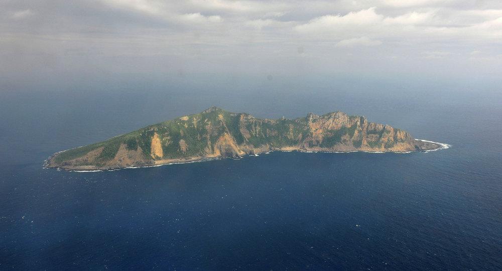 Isla disputada de Senkaku