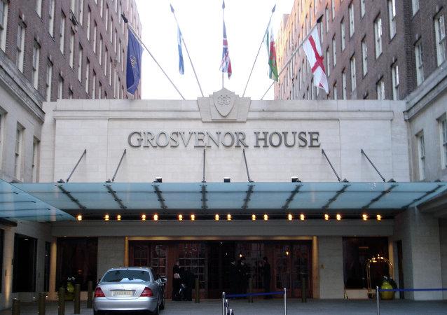 JW Marriott Grosvenor House
