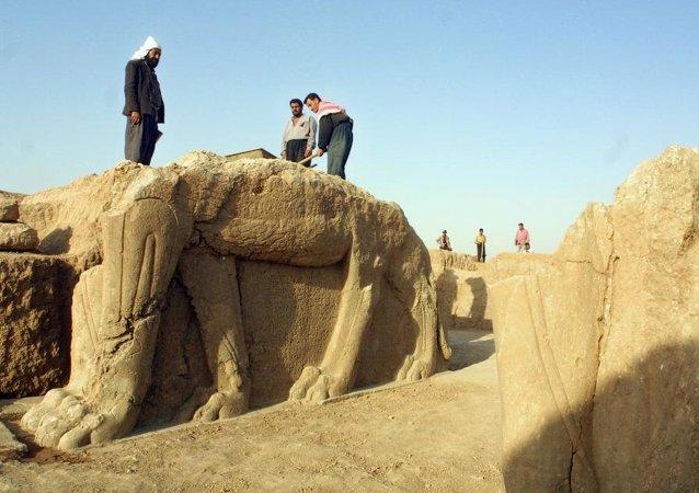 Nimrud (Archivo)
