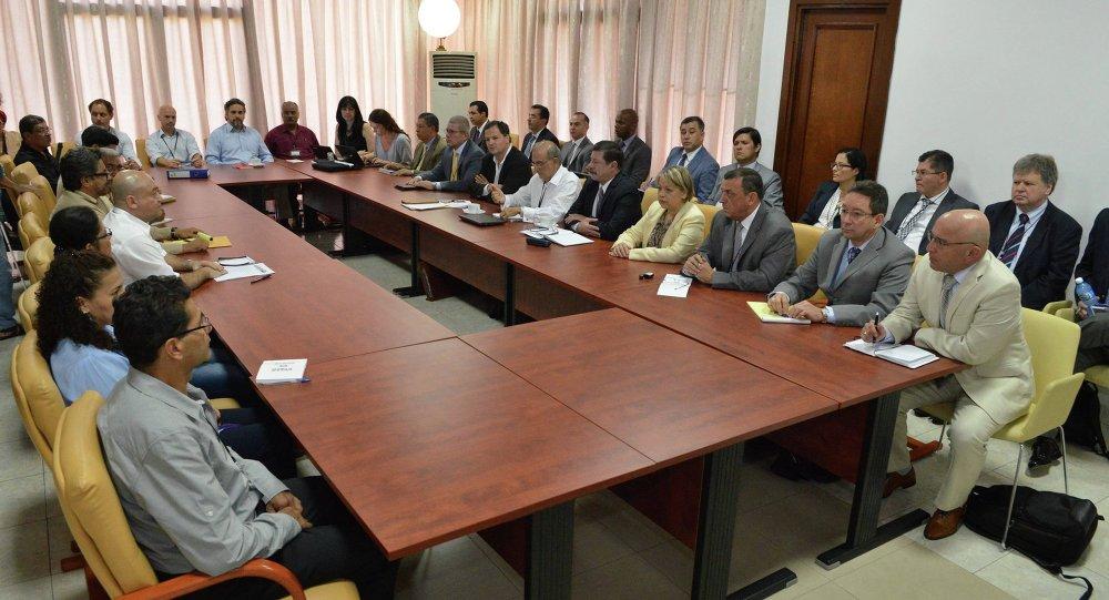 El ELN reitera su disposición a dialogar con el Gobierno colombiano