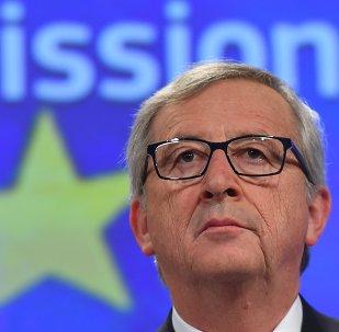Jean-Claude Junker, presidente de la Comisión Europea (CE)