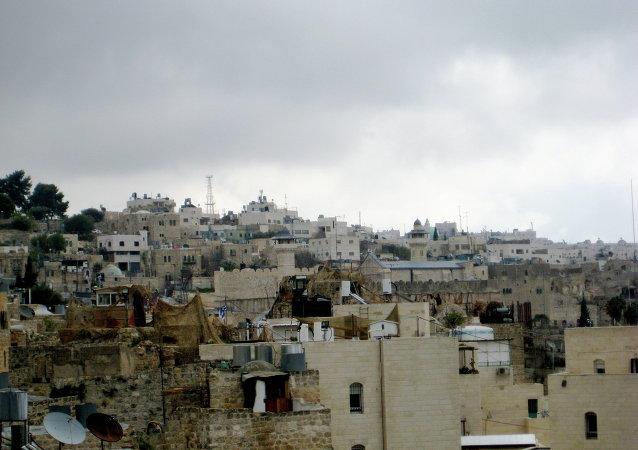 Viviendas israelíes en Cisjordania