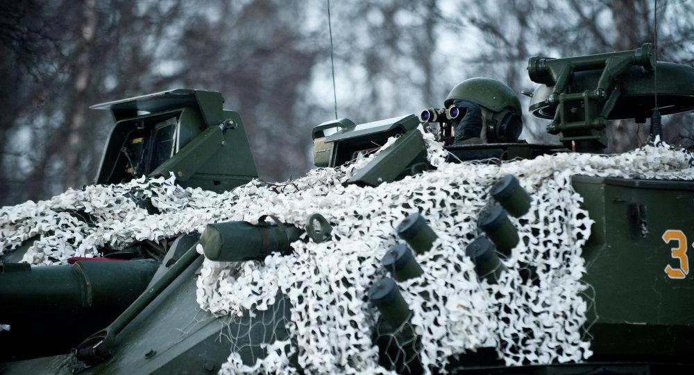 Noruega inicia un ejercicio militar a gran escala cerca de la frontera con Rusia