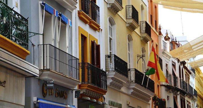 Una vivienda en España