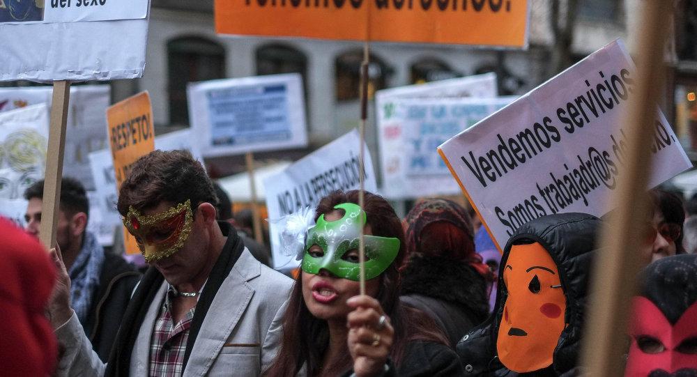 derechos de las prostitutas prostitutas en rusia