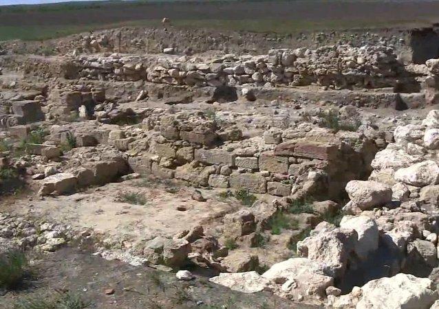Las ruinas de Artesian