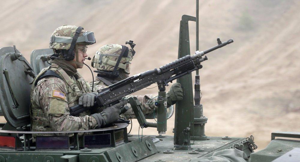 Militares de EEUU entrenarán a rebeldes sirios en el marco de la lucha contra el EI