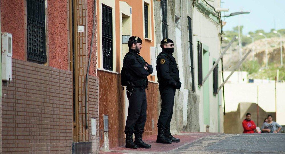 Guardia Civil española