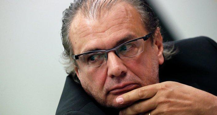 Pedro Barusco, ex gerente de Servicios de Petrobras