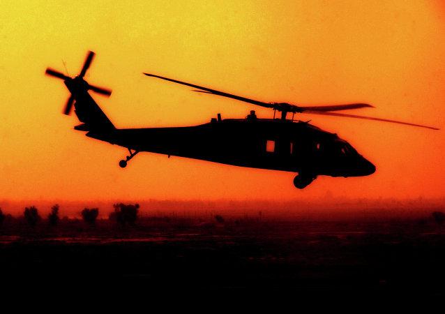 Helicóptero UH-60 Blackhawk