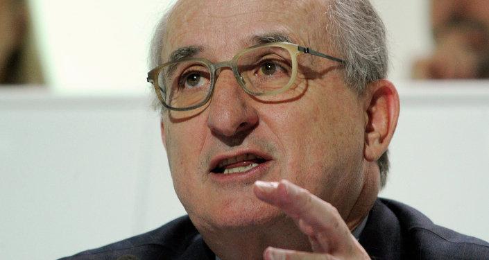 Antonio Brufau, presidente ejecutivo de Repsol