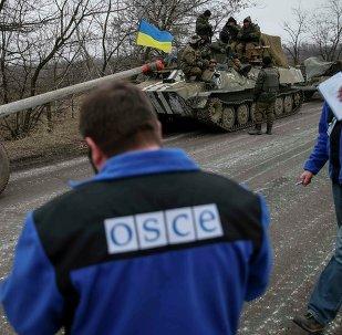 OSCE en Ucrania