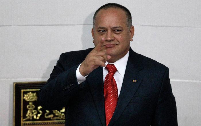 Diosdado Cabello niega que Venezuela esté detrás de las protestas en Ecuador y Haití