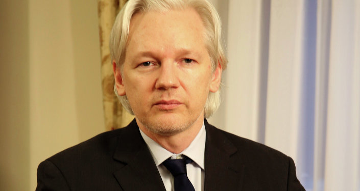 Julian Assange (archivo)