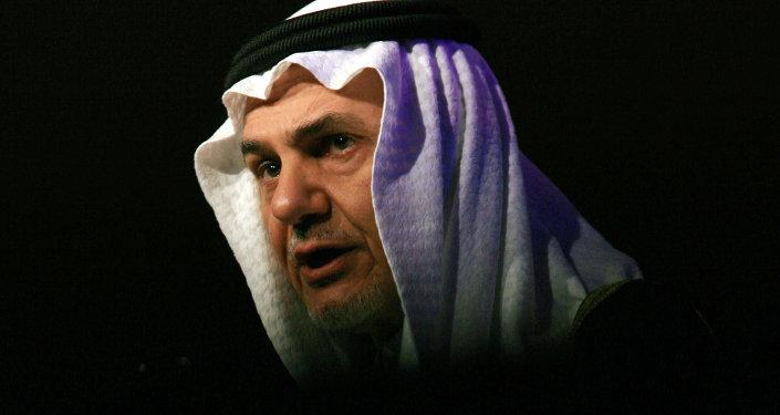 Turki al-Faisal, el príncipe saudí