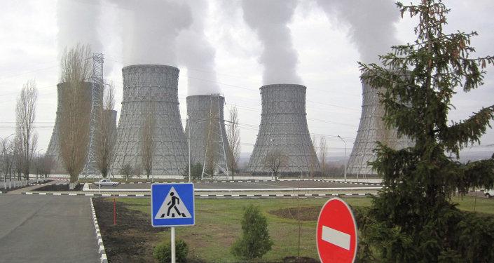 Central nuclear Novovorónezhskaia