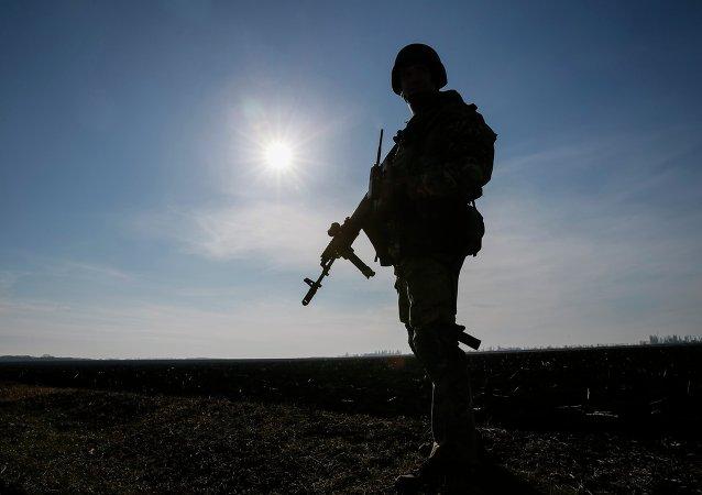 Dos militares ucranianos mueren en Donbás en un día