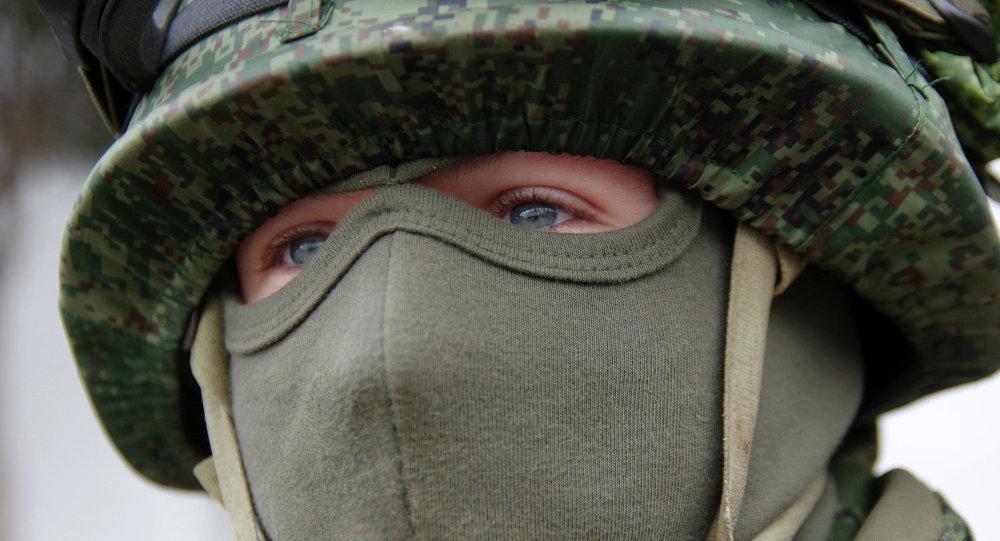 Marines rusos vuelven a Sebastopol tras cumplir misión en Siria