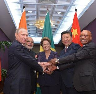 Cumbre de Jefes de Estado y de Gobierno de los países miembros del BRICS (archivo)