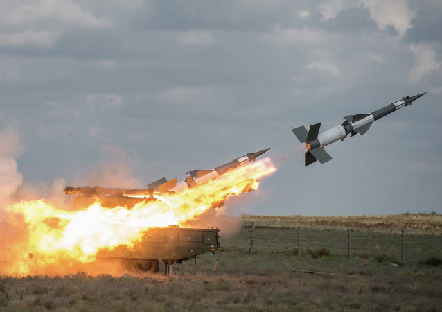 Maniobras de defensa antiaérea