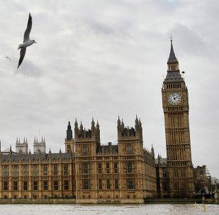 Palacio de Westminster (archivo)