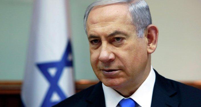 Primer ministro de Israel, Benjamin Netanyahu (archivo)