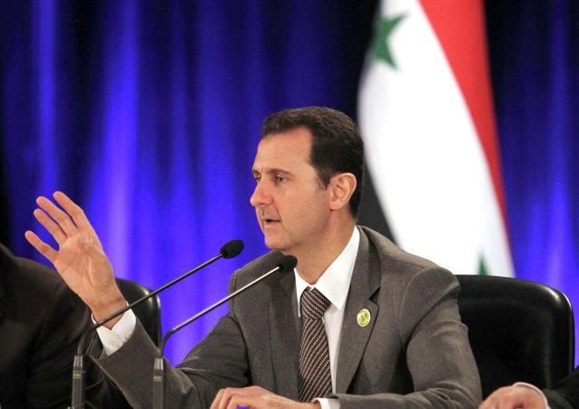 Bashar Asad, presidente de Siria (Archivo)