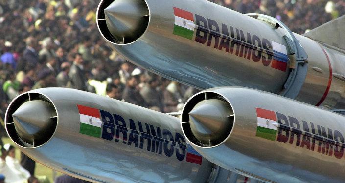 Misiles de crucero supersónico BrahMos