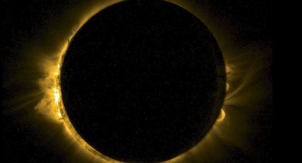 El Sol se queda en blanco: Científicos presagian nueva edad de hielo