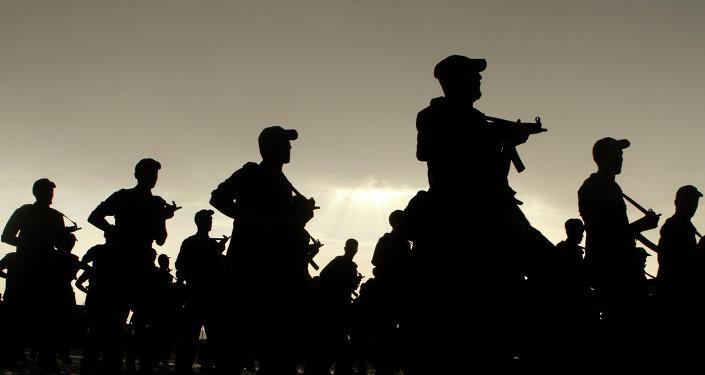 Militares de Arabia Saudí (archivo)