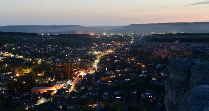 Bajchisarái, Crimea